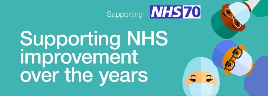 CImage of NAO supporting the NHS