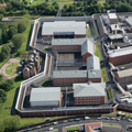 Aerial photo of HM Prison Birmingham