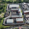 Aerial photo of HM Prison Birmingham