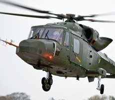 Image of military helocopter
