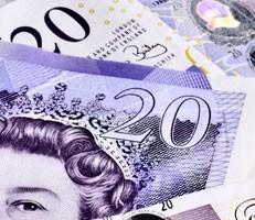 20 pound note