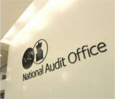 National Audit Office logo