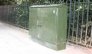 BT junction box