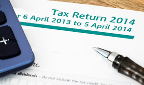 Tax Return 2013-2014