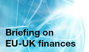 Briefing on EU-UK finances
