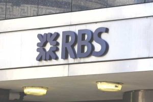Sign of RBS Bank