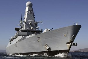 Type 45/46 Destroyer