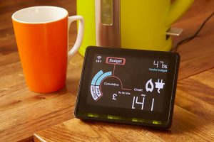 Smart meter and coffee cup