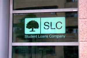 Student loans company logo