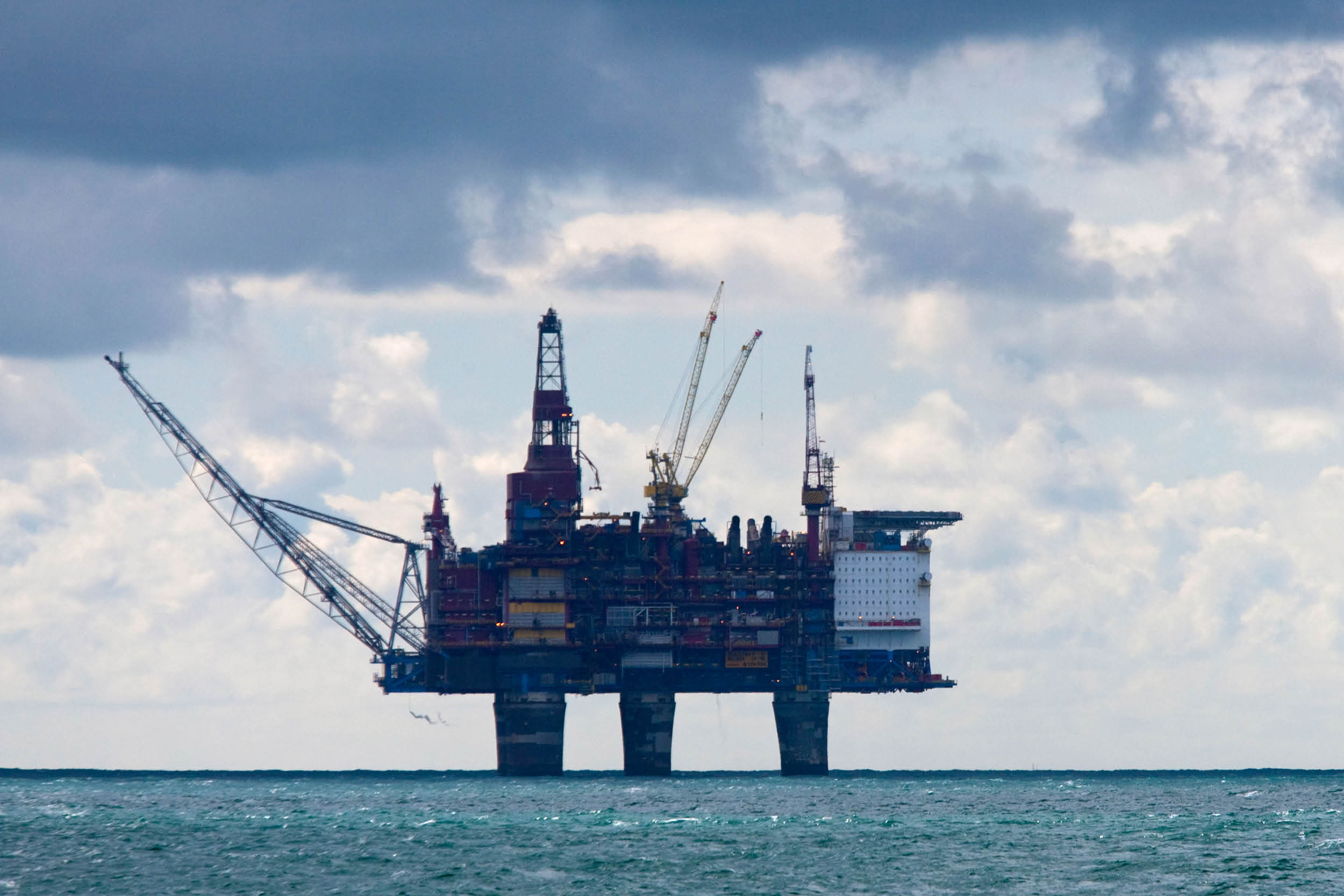 Oil and gas in the UK – offshore decommissioning - National Audit
