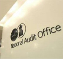 sign saying National Audit Office