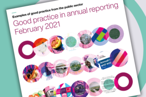 good practice in annual reporting february 2021 front cover