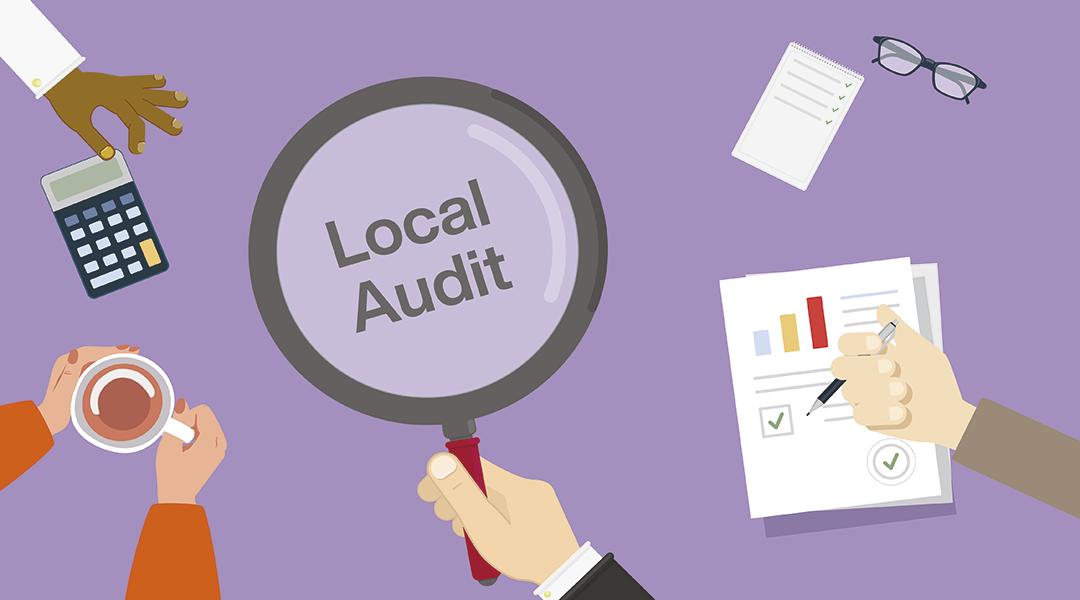 Local audit code of practice